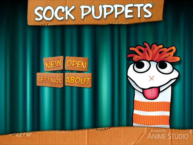 Screenschot Sock Puppets