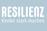 Schriftzug Resilienz