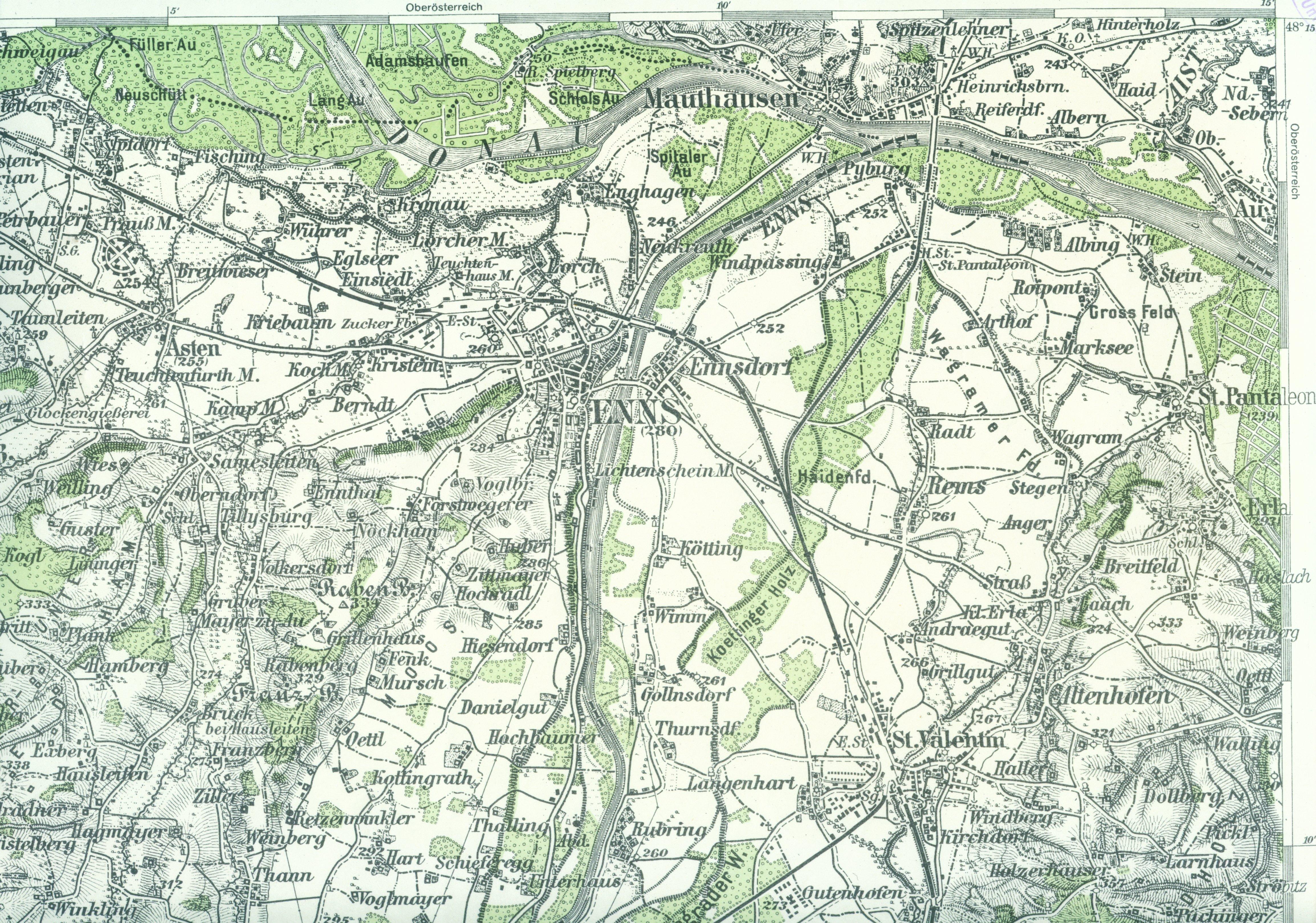 Topographische Karten - schule.at