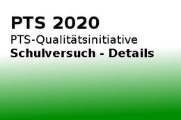 PTS-Qualitätsinitiative: PTS 2020