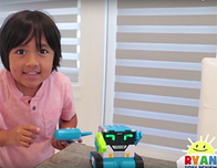 Bild: Screenshot Youtube Ryan ToysReview