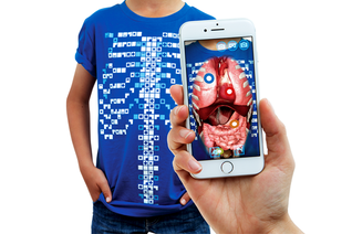 Virtuali Tee - Augmented Reality App