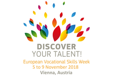 #DiscoverYourTalent – European Vocational Skills Week 2018
