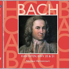 BACH, J.S.: Sacred Cantatas - BWV 20, 21 (Harnoncourt)