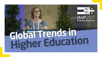 Martina Gaisch: A Snapshot of Transformative Trends and Knowledge Development in Tertiary Education