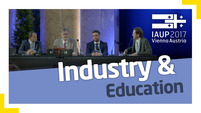 IAUP Panel Session: Industry & Education
