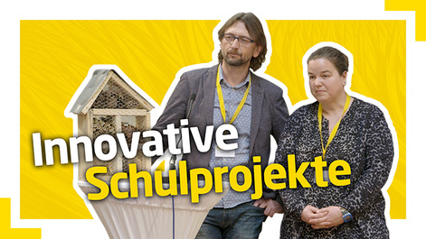 Innovationen im MINDT-Unterricht - Poster-Rap